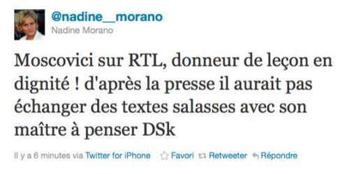 Twitt Morano